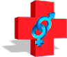 Логотип ЛЕКСМЕД, МЕДИЦИНСКИЙ ЦЕНТР