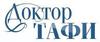 Логотип ДОКТОР ТАФИ, МЕДИЦИНСКИЙ ЦЕНТР