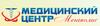 Логотип МЕГАПОЛИС, ООО, МЕДИЦИНСКИЙ ЦЕНТР