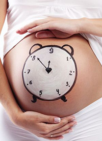 Перехаживание срока беременности что делать