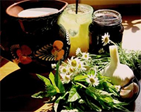Поскольку подагра известна с древних времен, народная медицина насчитывает массу рецептов для ее лечения