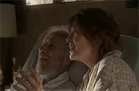 Хороший уход повышает качество жизни (кадр из фильма «Комната Марвина»)
