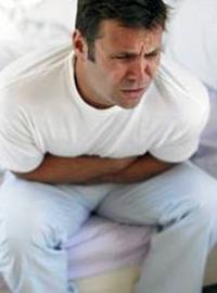 Мужчины тоже страдают циститом, хоть и редко