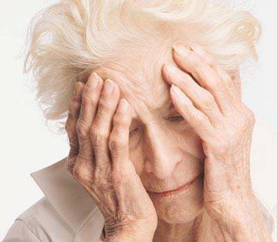 Лечение депрессии в пожилом возрасте